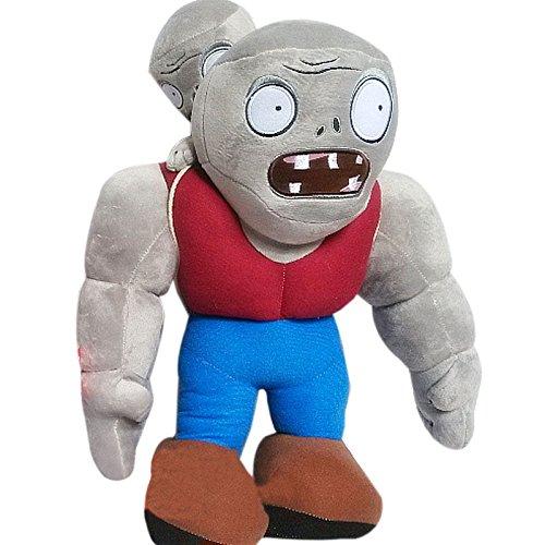 Shalleen Plants VS Zombies 2 Series 11'' Plush Toy Gargantuar Soft Stuffed Doll Gift New (Phim Le Halloween)