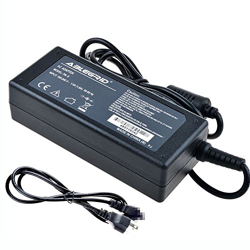ABLEGRID AC/DC Adapter for DeVilbiss Vacu-Aide 7310 Series Compact Suction Unit 7310PR-D 7310PRD VacuAide Portable Aspirator Machine Power Supply Cord Cable PS Charger Mains PSU ()