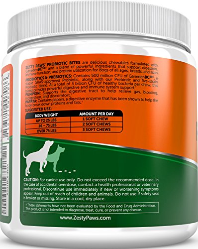 Probiotic for Dogs by using genuine Probiotics