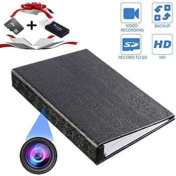 Amazon.com : SD Card Self Recording Covert Spy Camera
