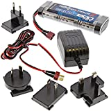 Kyosho 1/12 Blizzard FR RS TEAM ORION NiMH BATTERY & CHARGER 7.2V 1800mAh 6C