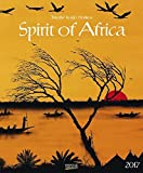 Spirit of Africa 2017. Kunst Art Kalender