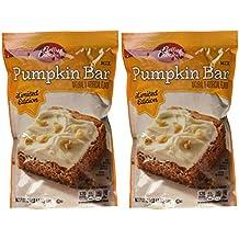 Betty Crocker Pumpkin Bar Mix 17.5 Oz (Pack of 2)
