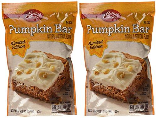 (Betty Crocker Pumpkin Bar Mix 17.5 Oz (Pack of 2))