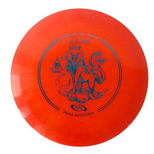 """Yikun Discs PDGA Approval Professional Golf """"Driver"""" Phoenix Line GOU Red by Yikun Discs"""