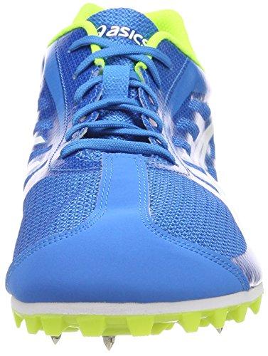 diva Unisex Yellow Asics Ld white Leggera Da Hyper safety 5 Blue Blu Scarpe adulto Atletica w616Znvq0