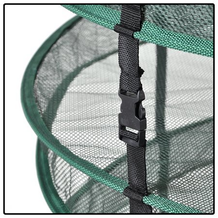 Hanging 6-Layer Nylon Plant Drying Rack Net by Generic