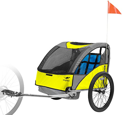 CoPilot Model A Bicycle Trailer & Stroller Conversion Kit ()