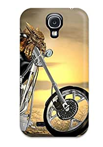 New Style DeirdreAmaya Hard Case Cover For Galaxy S4- Funnys 3d Desktop