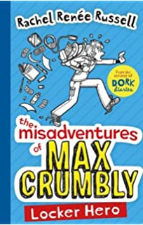 The Misadventures Of Max Crumbly 2 Middle School Mayhem Amazonco