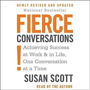 Fierce Conversations Audiobook