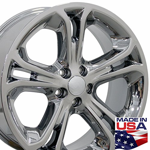 20-inch-Fits-Ford-Explorer-Aftermarket-Wheel-PVD-Chrome-20x85