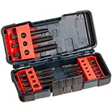Bosch B44711 12-Piece Black Oxide Plug Tap Set