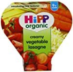Hipp Organic Creamy Vegetable Lasagne...