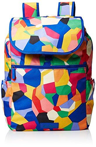 Vera Bradley Lighten Up Drawstring Back pack, Pop Art, One Size Continental Backpack