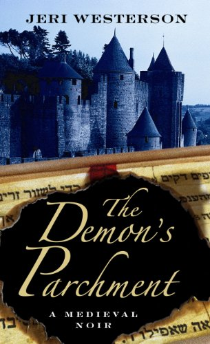book cover of The Demon\'s Parchment
