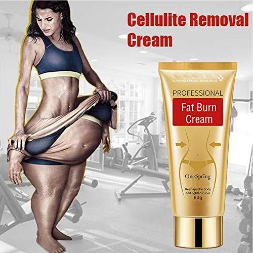 DJDZ Slim Cream,Cellulite Removal Cream Fat Burner Weight Loss Slimming Creams Leg Body Waist Effective Anti Cellulite Fat Burning