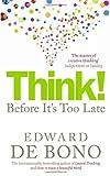 Think!, Edward de Bono, 009192409X