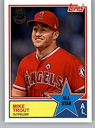 check out 854dd 39d85 Amazon.com: 2018 Topps Series 2 Baseball '83 1983 All-Stars ...