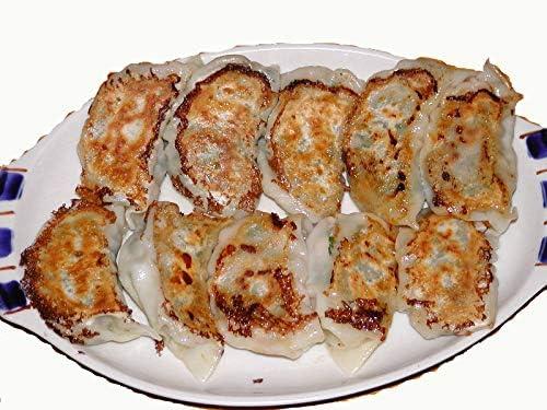 手造り手焼き大判餃子10個 韓国料理