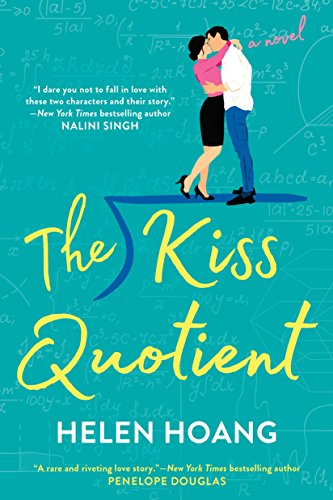 Book cover from The Kiss Quotient by Helen Hoang