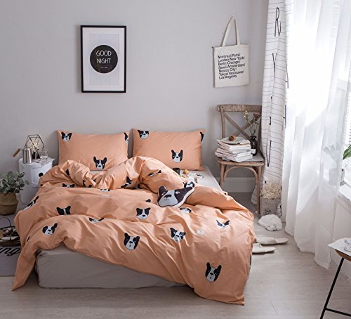 french bulldog bed set - 3