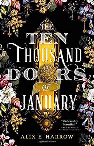 Image result for the ten thousand doors of january