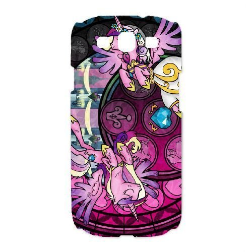 Samsung Galaxy S3 White phone case My Little Pony Best Xmas Gift for Girlfriend UGD8014702