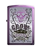 Zippo Sons of Anarchy Crow Eaters Abyss Pocket Lighter
