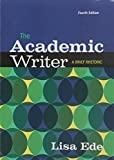 : Academic Writer & LaunchPad Solo for Readers and Writers (Six-Month Access)