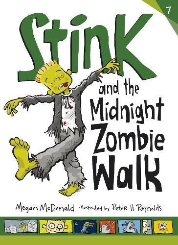 Download Stink and the Midnight Zombie Walk PDF