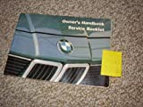1985 BMW 735i  Owners Manual
