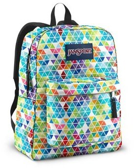 Amazon.com | JANSPORT SUPERBREAK BACKPACK SCHOOL BAG -White ...