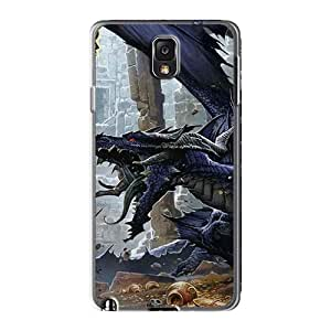 Samsung Galaxy Note3 SPh797PpYI Custom HD Strange Magic Skin Excellent Cell-phone Hard Covers -AlainTanielian