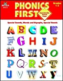 Phonics First, Grades 1-3: Special Sounds, Blends and Diagraphs, Special Vowels (Phonics First (Milliken)) by Jean Wolff (2000-09-01)