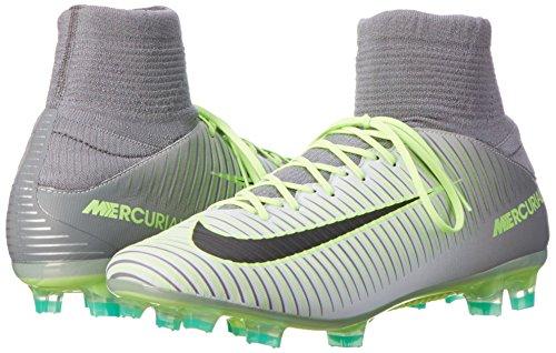 ghost Platinum Uomo Scarpe Iii black Grigio Da Df Calcio Mercurial Nike Veloce Green pure Fg wqPpOOx