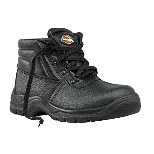 Dickies Redland super Safety stivali nero taglia 10