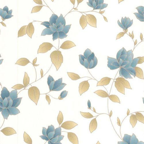 - Graham & Brown Wallpaper Collection Amy Botanica Non-Woven Wallpaper, 32???479 by Graham & Brown