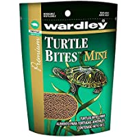 Wardley Mini Turtle Bites, 90 g, 1 Pack