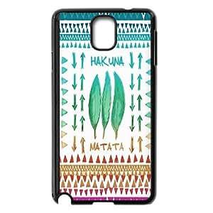 [bestdisigncase] For Samsung Galaxy NOTE4 -Hakuna Matata PHONE CASE 13