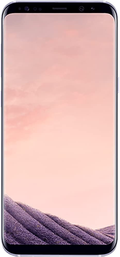 Samsung Galaxy S8+, 64GB, Orchid Gray - For T-Mobile (Renewed)