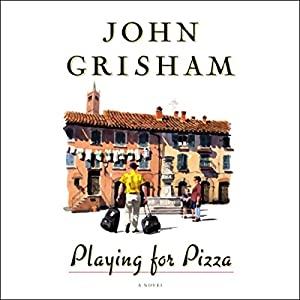 Playing for Pizza Audiobook