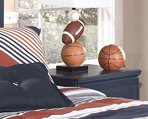 Ashley Furniture Signature Design - Children's Lamp - Sports Fan