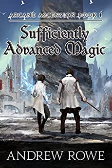 Sufficiently advanced magic book 2