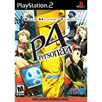 Persona 4 with Soundtrack CD
