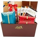 Lindt Celebration Chocolate Gift Basket