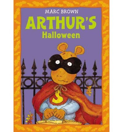 [ Arthur's Halloween [With CD (Audio)] (Arthur Adventures (Paperback)) ] By Brown, Marc Tolon ( Author ) [ 2009 ) [ Paperback (Arthur's Halloween Book Online)