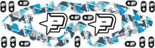 Planet Eclipse Vents Goggle Sticker - E-Flex, Avatar, E-vents - Waveform - Eclipse Stickers Planet
