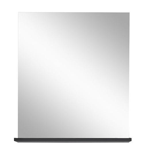 Trendteam Badezimmer Wandspiegel Smart 60 X 71 X 20 Cm In Grau Mit