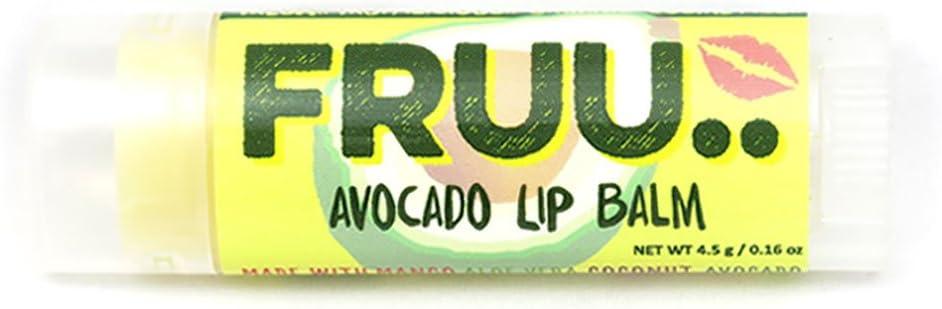 Fruu Organic Avocado lip balm